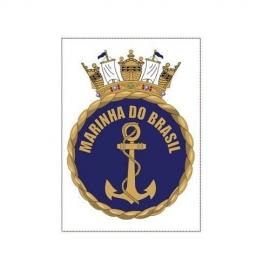Adesivo Marinha do Brasil interno