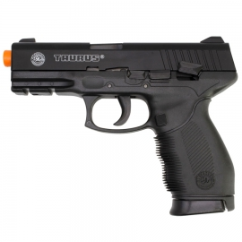 PISTOLA AIRSOFT TAURUS BLACK PT 24/7 - Cal 6mm