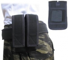 Porta Carregador Duplo Pistola K-12