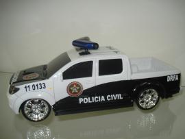 Viatura Policia Civil RJ