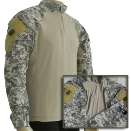 Combat Shirt Digital ACU (Militar Brasil)