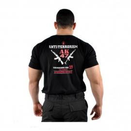 Camisa Anti-Terrorism