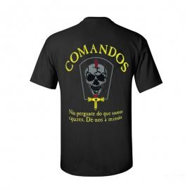 Camisa Comandos