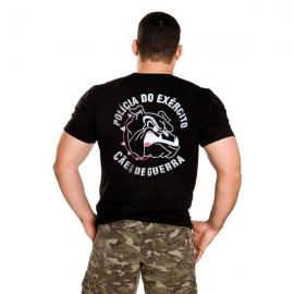 Camisa Policia do Exercito - Cães de Guerra