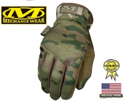 LUVA MECHANIX FASTFIT - MULTICAM