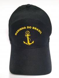 Boné Marinha do Brasil Silk