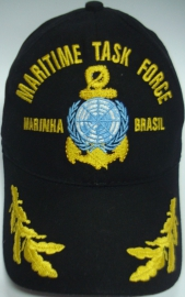 Boné Maritime Task Force Bordado