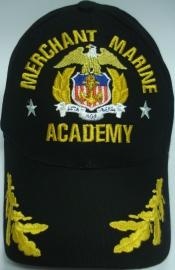 Boné Merchant Marine Academy Bordado