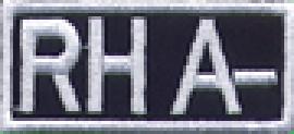 RH A-