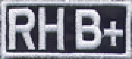 RH B+
