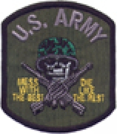 US ARMY - CAVEIRA