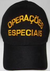 Boné Operações Especiais