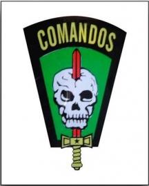 Adesivo Comandos