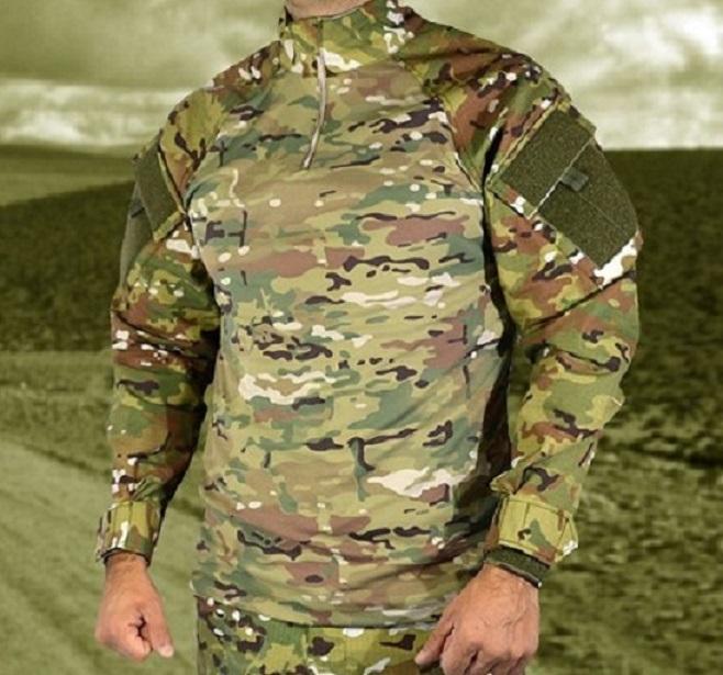 Combat Shirt CMT Full ( Militar Brasil )