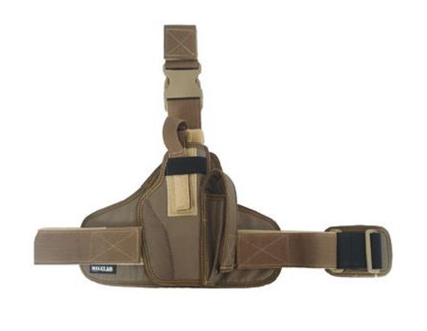 Coldre Robocop P/ Cal. 45/40/9mm T-2 Coyote