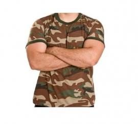 Camisa Camuflado USA