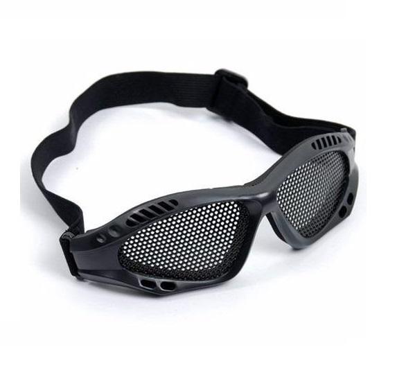 Óculos de tela preto