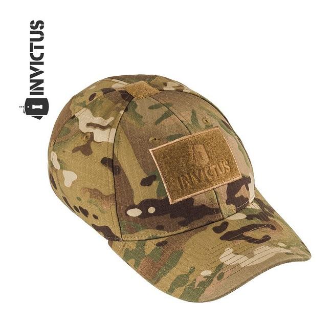 Boné Trooper Invictus Multicam