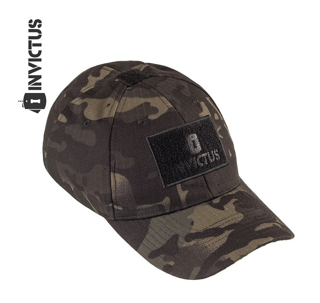 Boné Trooper Invictus Multicam Black