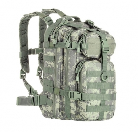 MOCHILA ASSAULT - CAMUFLADO DIGITAL ACU