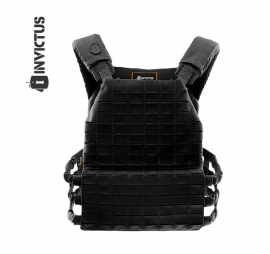 PLATE CARRIER APOLO PRETO (INVICTUS)